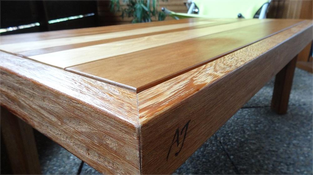 Gartenlounge Tisch Stripe
