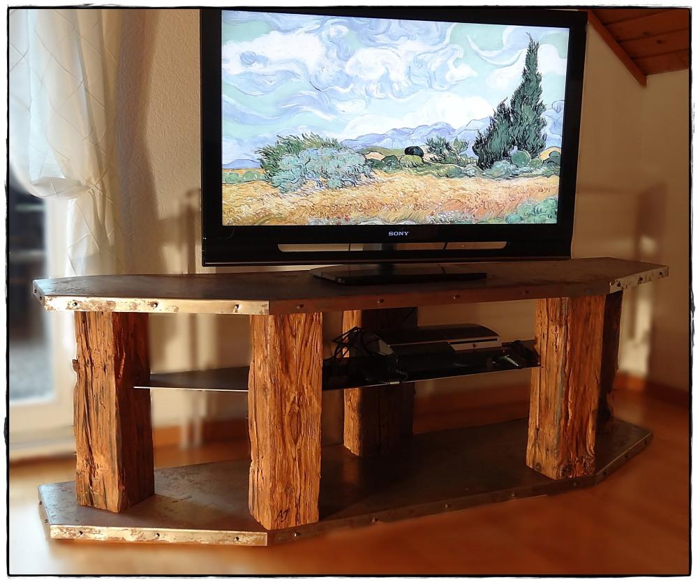 Altholz-Sideboard