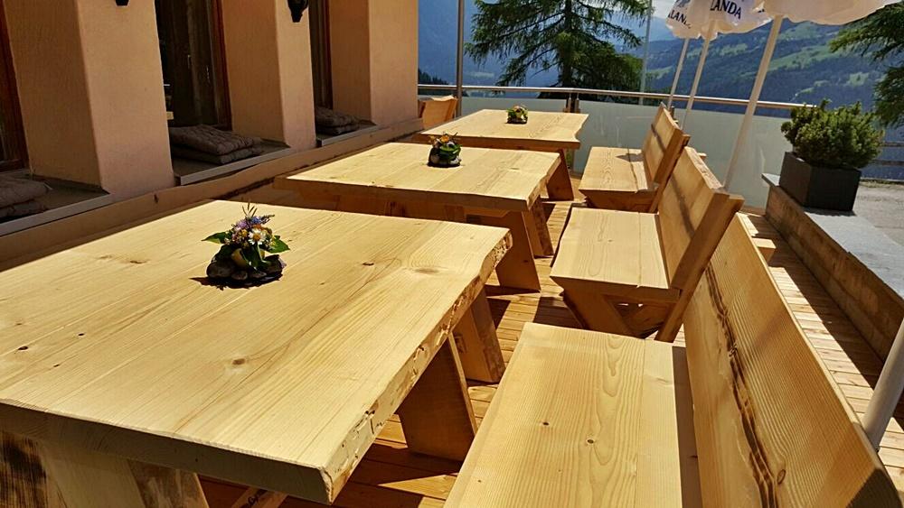 Mehr Platz für Gäste und mehr Platz für den einzelnen Gast
