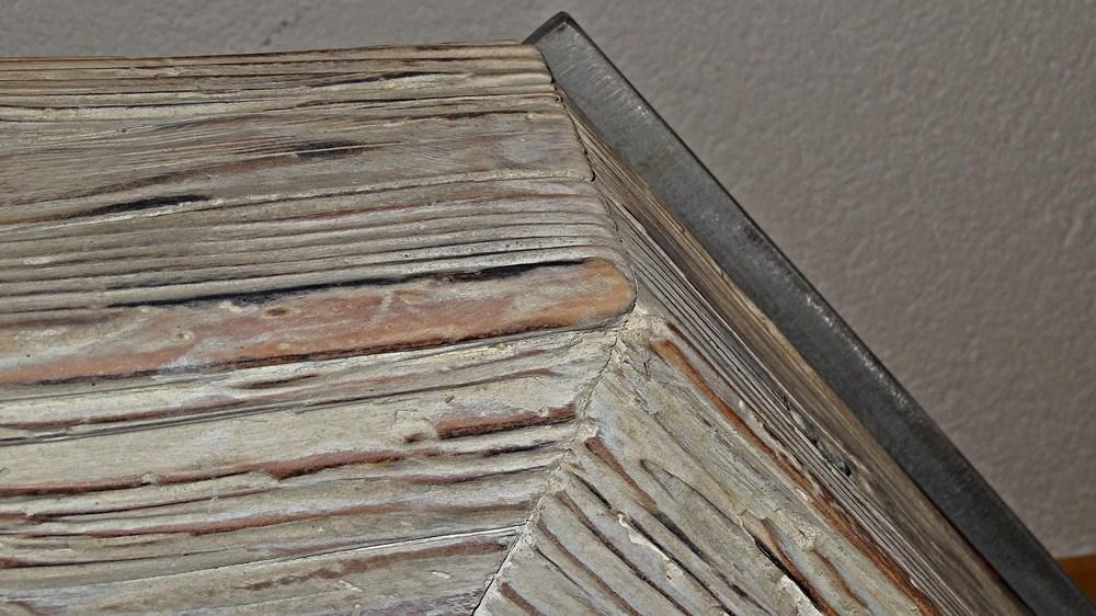 Robustes seitliches Auflagesystem in Stahl