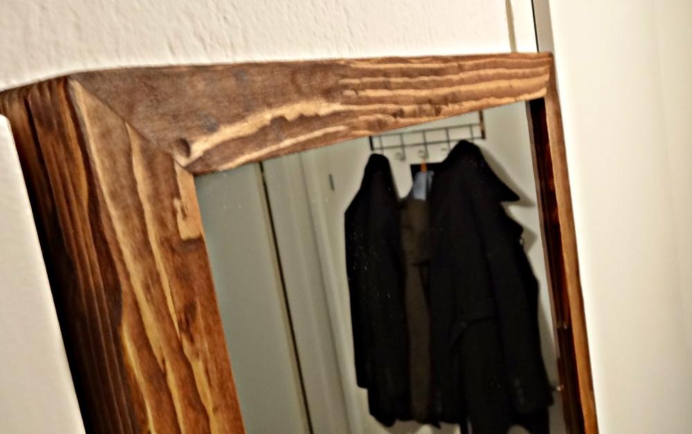Spiegel mit Charakter. Klein aber fein